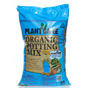 Plantcare Organic Potting Mix 25L